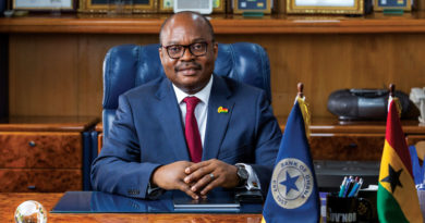 Ernest Addison, Governor, Bank of Ghana 1