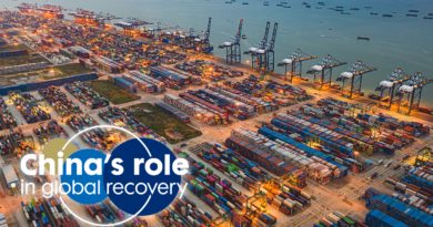 China Role in Recovery
