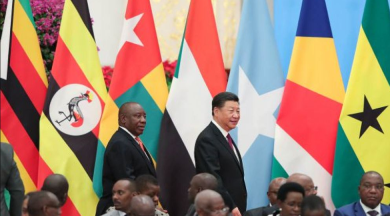 China and Africa Trade Model