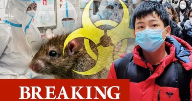 BUBONIC plague has broken out in a Chinese city