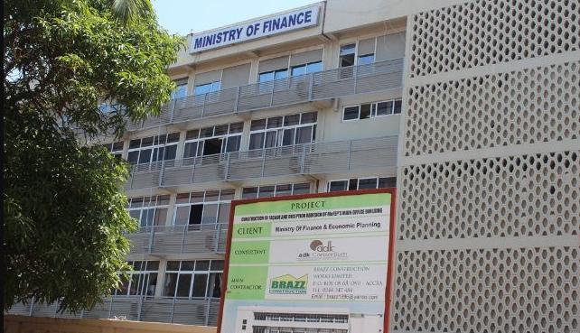 Finance Ministry - Ghana