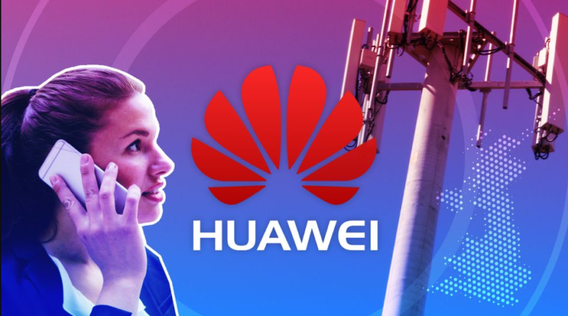 Huawei Chinese Response to UK