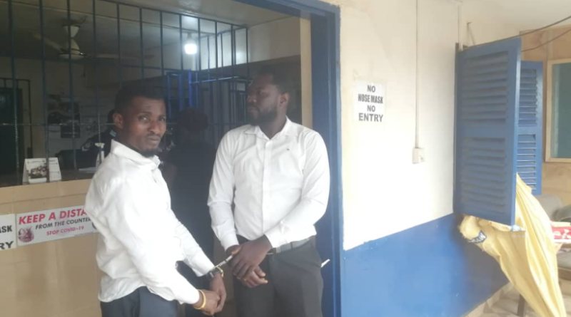 Fake FDA Officers Arrested
