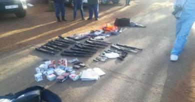 South Africa Church Killings