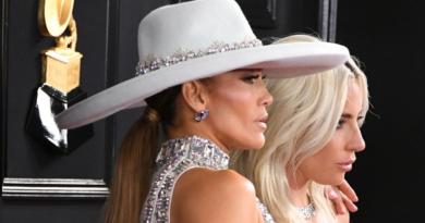 Jennifer Lopez and Lady Gaga