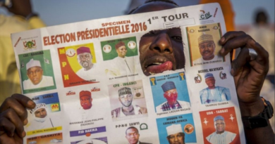 Niger Presidential Elections