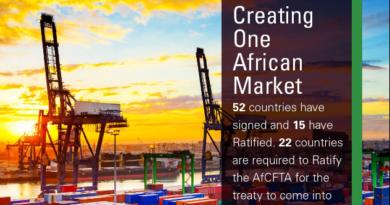 AfCFTA and Logistics