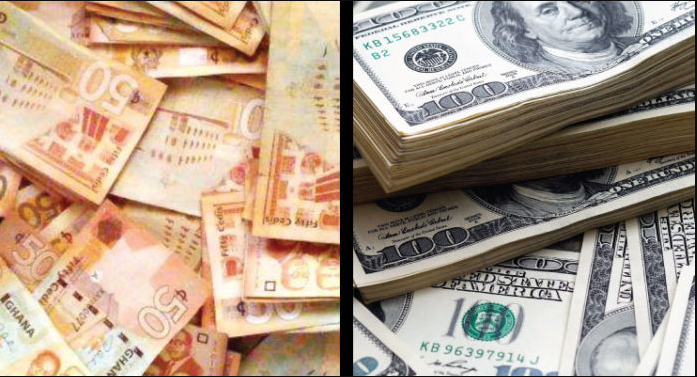 Africa Currency and US Dollars