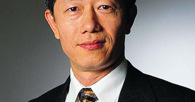 TSMC Chairman, Mark Liu