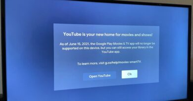 Google Removing Its Play Movies and TV App From All Roku & Most Smart TVs