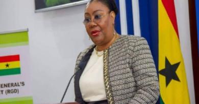 Mrs. Jemima Oware