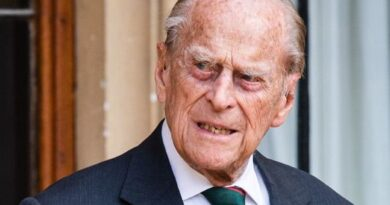 Buckingham Palace Announces The Death Of Prince Philip