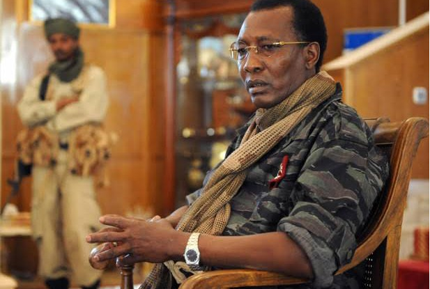 Chad's President Idriss Déby