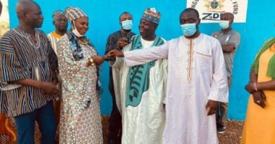 Zongo Development Fund commences handing over completed projects
