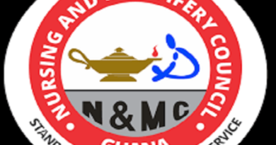 Nursing and Midwifery Council - Ghana