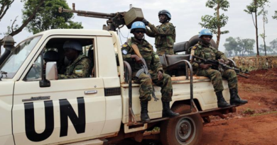UN Peace Keepers