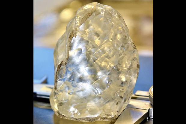 Bostwana Diamond