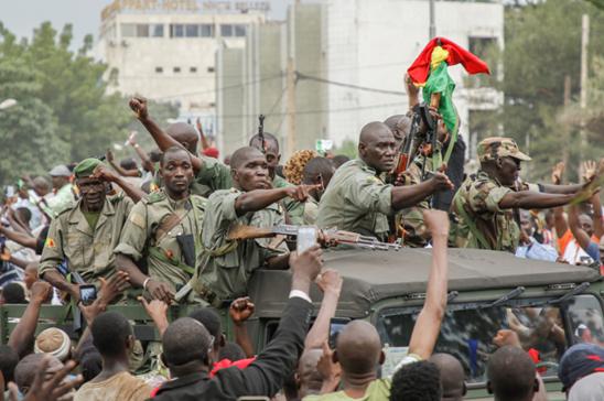ECOWAS - Mali