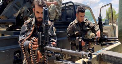 US Afghan Soldiers