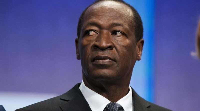 France clears extradition of Burkina Faso ex-president's brother