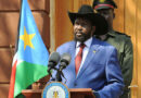 Woman Names As The Head Parliament For South Sudan