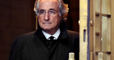 Bernie Madoff had toes amputated in dramatic final days of his life