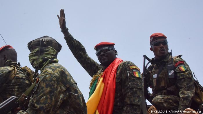 West Africa turns to sanctions as putschists consolidate power in Guinea, Mali