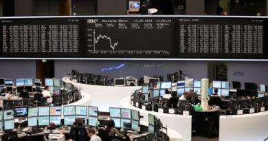 Evergrande fears resurface, European equities fall