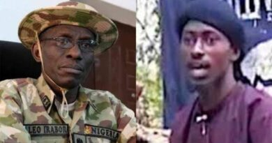 Nigeria military chief of IS-linked group ISWAP reportedly killed