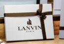 Lanvin new name of China's Fosun Fashion Group.